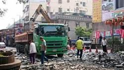 三峽老街石板路爭議 李梅樹紀念館「收回銷毀」