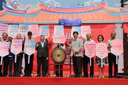巧聖仙師文化祭開跑 林佳龍鼓勵年輕人發揮魯班精神