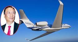 郭董大手筆!豪擲21億升級私人飛機