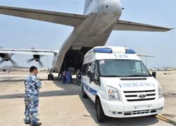 美國防部:抗議中國軍機降落永暑礁