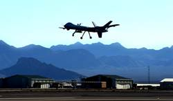 無人機革命 軍力重分配仍是夢