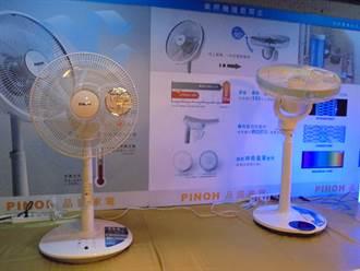 統一旗下大統營 推自家品牌風扇、捕蚊燈