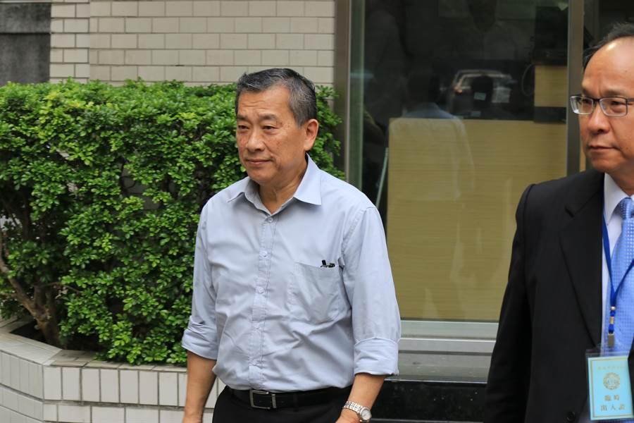 士林地院審理浩鼎內線交易案,一審浩鼎董事長張念慈等5人無罪。(蕭博文攝)