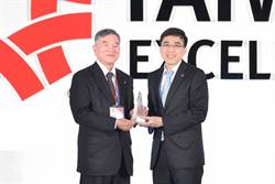 上銀科技以Delta Robot 獲頒台灣精品獎銀質獎