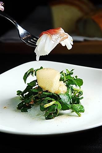 雪國星廚客座la FESTA 海味摩登法菜上桌