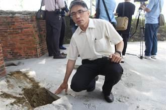 為防蚊億載金城灌水泥挨批 台南市府急挖除
