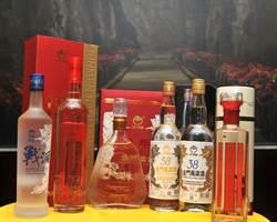 金酒6款酒品 國際競賽大放異彩