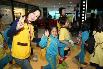 昇恆昌機場藝術季「愛Land」 為台灣環保發聲