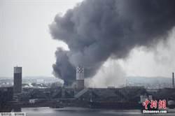 墨西哥石油公司爆炸 死亡人數升至24人 仍有8人失蹤