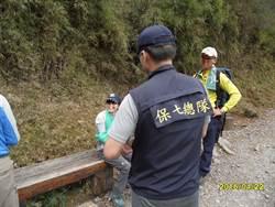 日本登山客玉山摔傷 保7第6大隊馳援