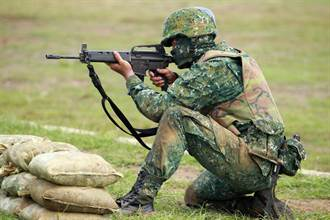 嚴訓部隊! 國軍恢復停訓多年的戰鬥射擊科目