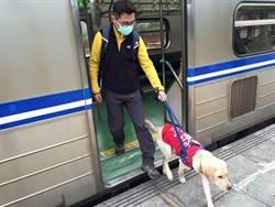 不只導盲犬!「協助犬」上火車將不受限制