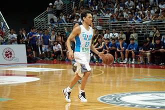 林志傑等CBA台將 辦籃球營傳承經驗