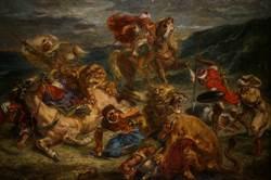 法繪畫大師德拉克洛瓦特展  英倫迴響大