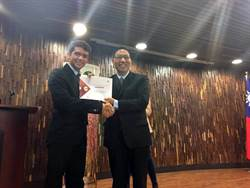 駐哥代表處舉辦台灣文化嘉年華
