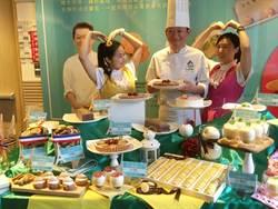 搶食台灣母親節蛋糕市場 日大師壓境
