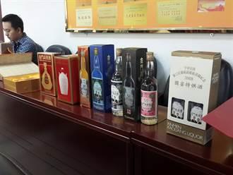 金廈警方嚴打假酒 從廈門追到廣東