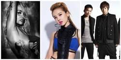超犀利趴7超大咖:Rita Ora、Jolin蔡依林、五月天、重量級歌手連飆三天