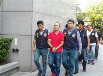 殺警主嫌萬少丞又涉暴力討債 被拘提到案
