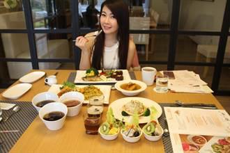 國泰沐頤健康餐廳 輕食無負擔