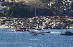 挪威北海石油工人直升機墜毀  13人全數罹難