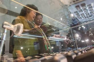 高雄國際珠寶展開幕 農委會籲別買非法珊瑚原料