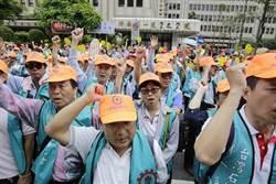 爭勞權、要保障!萬名勞工上街遊行提九大訴求
