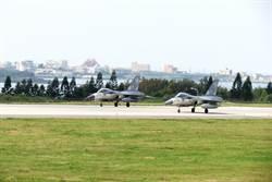 陸戰機擾台歷年最頻繁 空軍天駒部隊駐防延長至年底