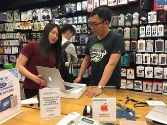 Youth領先業界 MacBook指定產品享2年保固