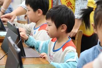 頂溪國小幼小銜接 提早體驗小學生活