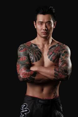 金鋼刀張景雄衝破極限  拚亞洲最強格鬥