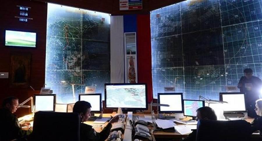 圖為俄羅斯防空指揮所。(網路圖片/取自觀察者網)