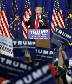 美共和黨正式提名川普為總統候選人
