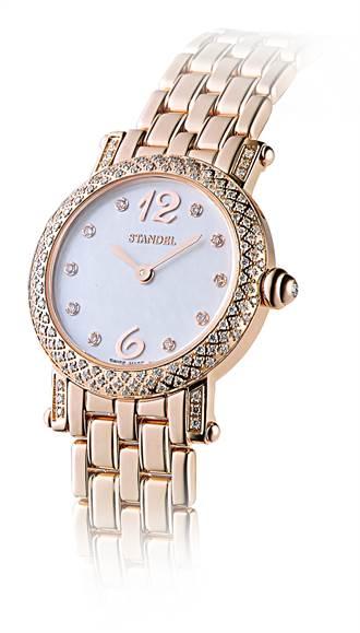 瑞士名錶 詩丹麗STANDEL寶島鐘錶60週年紀念款