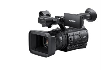 Sony專業級手持攝錄影機 PXW-Z150登台