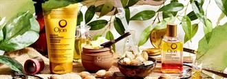 來自於中美洲熱帶雨林der「護髮黃金靈藥」Ojon果油!