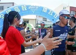 全台高校環台路跑第6站 非田徑隊選手大挑戰