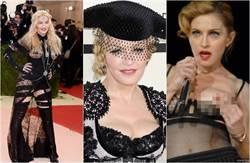 瑪丹娜好狂!禮服回憶錄嚇壞設計師