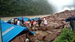 福建山坡地崩塌9人獲救 33人失蹤