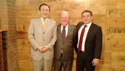 劉德立與巴拿馬談台協助防治黃龍病進程