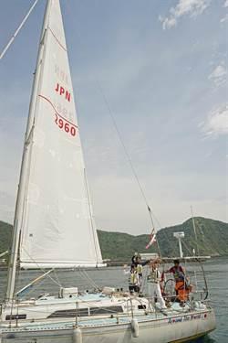 台日帆船交流 蘇澳生快樂出航
