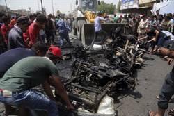 IS恐攻巴格達市場 逾百死傷