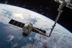 運寶貴資料 SpaceX天龍號飛船安返地球