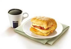 肯德基早餐新品上市 煙燻培根起司比司吉+義式精品咖啡只要59元