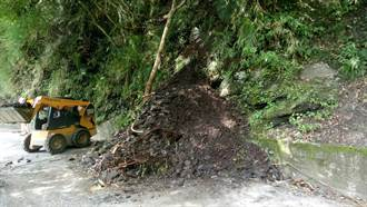 台七線32.9公里土石坍塌 已恢復通車