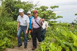 馬總統登龜山島 完成走透統治權拼圖