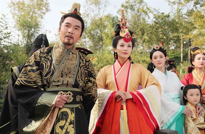 華視《羋月傳》在臺熱播,收視屢創新高。(圖/華視提供)