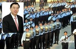 張德江訪港 5千警反恐級保安