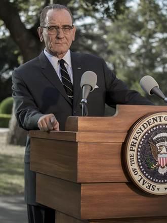 布萊恩克萊斯頓《總統之路》詮釋林登詹森