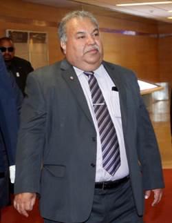 諾魯總統抵台  參加正副總統就職典禮